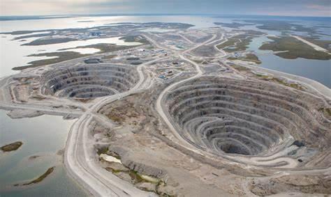 miniere mare